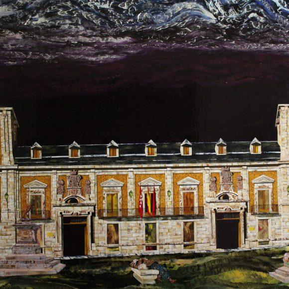 Casa de la villa de Madrid